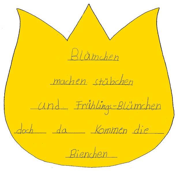 Gedichte: Mu00fcnsterschule - Gemeinschaftsgrundschule der ...